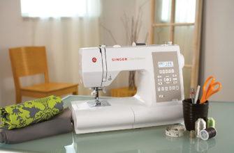 швейная машинка лучшая для дома