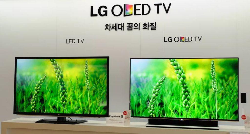 Отличия LED и OLED телевизоров